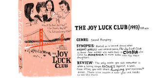 english speech the joy luck club Free essay: chinese culture vs american culture in amy tan's the joy luck club an author's cultural background can play a large part in the authors writing.